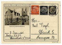 Wittenberg, Lernt Deutschland Kennen ! - Interi Postali