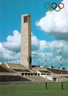1 AK Germany / Berlin * Der Glockenturm Am Olympiastadion Berlin - Bell Tower At The Olympic Stadium Berlin * - Wilmersdorf