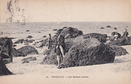 Trouville Les Rochers Noires - France