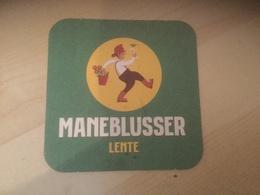 Brouwerij Bierkaart Mechelen Mechels Stadsbier Maneblusser Lente - Portavasos