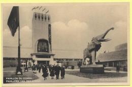 0475 - BELGIE - BRUSSEL - EXPO 1935 _ PAVILLON DU CONGO - Belgien