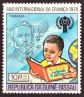 Guinée-Bissau 1979 - International Year Of The Child 10P - Guinea-Bissau