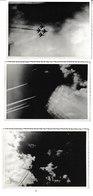 Aviation Visite Du Camp Américain De SEMOUTIERS CHAUMONT Le 15 Mai 1958   7 Photos Des SKYBLAZERS En Vol - Aviation