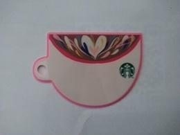China Gift Cards, Starbucks,  2017,(1pcs) - Cartes Cadeaux
