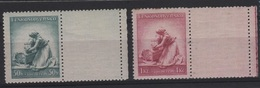 ENF 3 - TCHECOSLOVAQUIE N° 321/22 Neufs** Thème Enfance - Unused Stamps