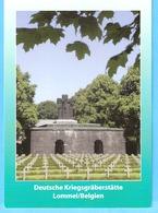 Militaria-Oorlog-Guerre-1940-1945-Lommel-België-Belgien-Deutsche Kriegsgräberstätte-Kerkhof-Cimetière Militaire Allemand - Soldatenfriedhöfen
