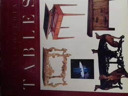An Encyclopedia Of Tables SIMON YATES The Wellfleet Press 1989 - Libros, Revistas, Cómics
