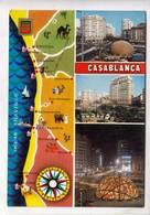 CASABLANCA, Morocco, Used Postcard [23757] - Casablanca