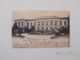 St.Gallen. - Museum. (11 - 11 - 1902) - SG St. Gallen