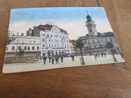 "TESCHEN - CIESZYN - POLEN - POLAND - POLSKA - GASHOF ""BRAUNER HIRSCH"" - 1917 Nach BREMEN - Polen"