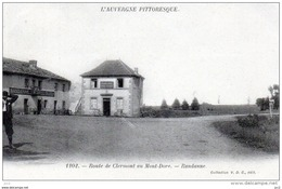 63 - RANDANNE - Route De Clermont - Autres Communes