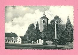 C.P. Hennuyères = Eglise  Et  Grand'Place - Braine-le-Comte