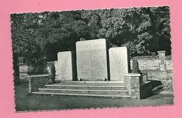 C.P. Hennuyères = Monument  1914-1918 Et  1940-1945 - Braine-le-Comte