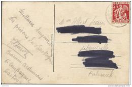 JEHONVILLE ..-- CHASSEURS ARDENNAIS . 6ème Compagnie , BASTOGNE . Vers JEHONVILLE ( Mr Albert GERARD ) . Voir Verso . - Bastogne