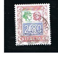 ITALIA REPUBBLICA  -  2004   ALTI VALORI DA 2,80       - USATO ° - 6. 1946-.. Repubblica