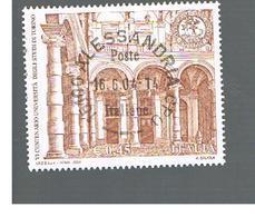 ITALIA REPUBBLICA  -  2004   UNIVERSITA' DI TORINO              - USATO ° - 1946-.. Republiek