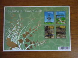 TIMBRE DE FRANCE BLOC FEUILLET N°130 SALON DU TIMBRE 2010 NEUF SANS CHARNIERE - Blocs & Feuillets