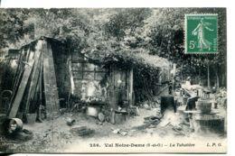 N°2700 T -cpa Val Notre Dame (95) La Tabatière- - Farmers