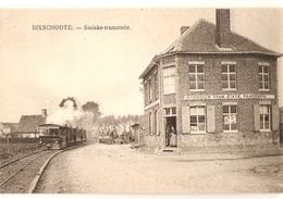 Bixschoote Smiske-tramstatie ( Tram à Vapeur) - België