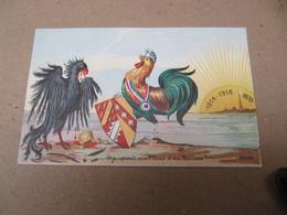 Miltaire Postkaart - Oorlog 1914-18