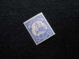 D.R.Mi10  20Pf*MLH  - Deutsche Kolonien ( Kamerun )  1900  Mi 30,00 € - Colonia: Camerun