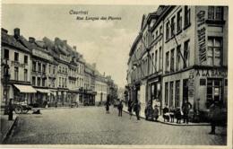 Courtrai Rue Longue Des Pierres - Kortrijk