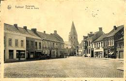 CPA - Belgique - Torhout - Burgplaats - Place Du Bourg - Torhout