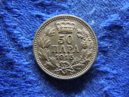 SERBIA 50 PARA 1915a, KM24.5 - Serbie