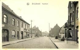 CPA - Belgique - St-Lodewijk - Kapelstraat - Deerlijk