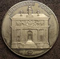 4079 Vz Keizerlijke Poort 1545 - Kz 100 Stoeten Druoon Antigoon - Gemeentepenningen