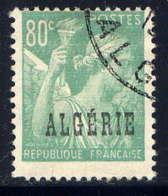 ALGERIE - 230°  - TYPE IRIS - Algérie (1924-1962)