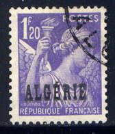 ALGERIE - 232°  - TYPE IRIS - Algérie (1924-1962)