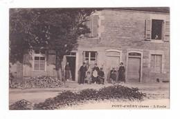 Pont D'Héry.39.Jura.L'Ecole.1926 - France
