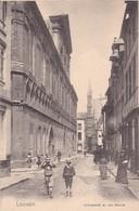 Louvain, Unuversite Et Rue Neuve, 2 Scans - Leuven