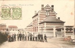 Franière Place De La Gare (état Moyen) - Floreffe