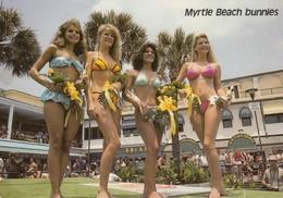 MYRTLE BEACH Bunnies (Bikini Girls) , South Carolina , 60-80s - Pin-Ups
