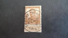 Timbre Ancien Vendu à 15% De Sa Valeur Catalogue Cob 113 Oblitéré - 1915-1920 Albert I