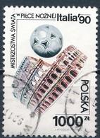 °°° POLONIA POLAND - Y&T N°3073 - 1990 °°° - 1944-.... Repubblica