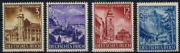 Deutsches Reich 806-809 Eingliederung Steiermark Originalgummi Mit Falz Kat.4,50 - Germany