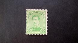Timbre Ancien Vendu à 15% De Sa Valeur Catalogue Cob 137* - 1914-1915 Red Cross