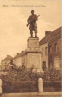 Blaton - Monument Aux Soldats Morts Pour La Patrie - Bernissart