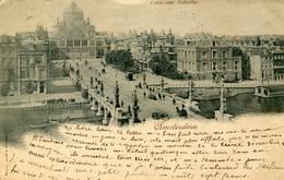 AMSTERDAM  Paleis Voor Volksvlijt1897 - Amsterdam