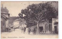 Ain - Divonne-les-Bains - Grand'Rue - Divonne Les Bains