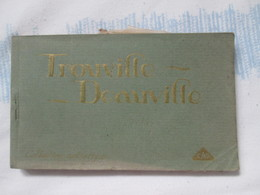 Carnet De  De Trouville Deauville . 20 Vues - Trouville