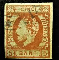 PREMIERS  TIMBRES  DE  ROUMANIE ! - N° 26-    (Obl) - De 1871 - 1872 (2 Photos) - 1858-1880 Fürstentum Moldau