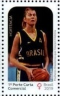 Brasil / Brazil 2019 ** Hortência Maria De Fátima Marcari, Hizo Historia En El Baloncesto. - Brasile