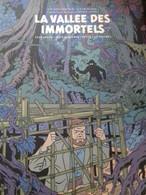 La Vallée Des Immortels Tome 2 édition Bibliophile YVES SENTE éditions Blake Et Mortimer 2019 - Blake Et Mortimer