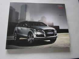 Autoboek ; Audi Q7 - Libros, Revistas, Cómics