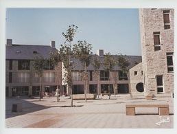 Presqu'ile De Rhuys Port Navalo - Arzon - Port-Navalo, Les Remparts De Kerjouanno : La Place De La Tourelle (cp Vierge) - Altri Comuni
