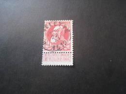Timbre Ancien Vendu à 20% De Sa Valeur Catalogue Cob 74 Oblitéré - 1905 Thick Beard